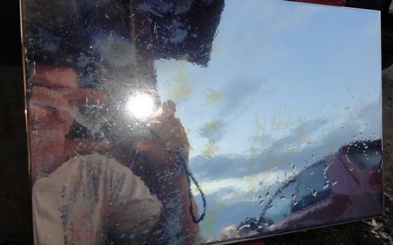Дефекты зеркала при химической металлизации