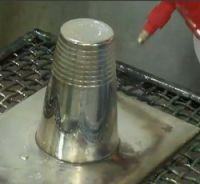 Процесс металлизации декоративного хромирования
