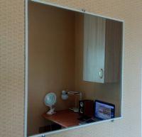 Изготовление зеркала своими руками в домашних условиях